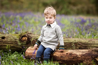 Woodland photoshoot at everdon stubbs northampton