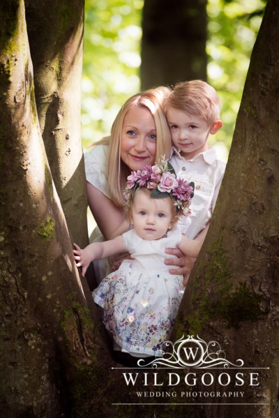 Best locations for family photography in Northamptonshire