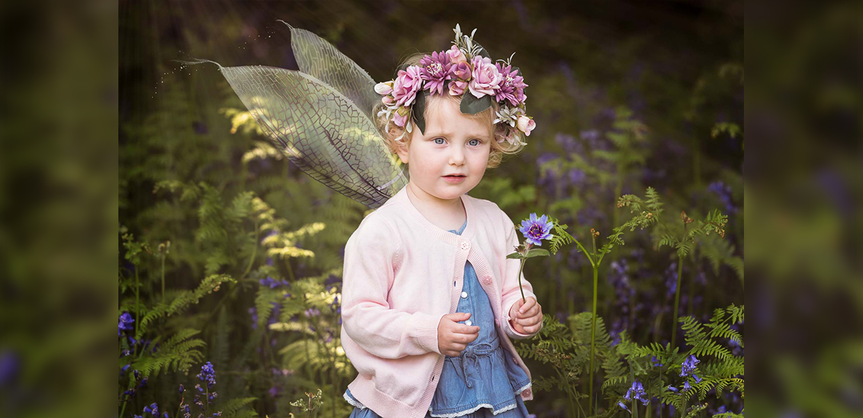 Northamptonshire fairy photographer