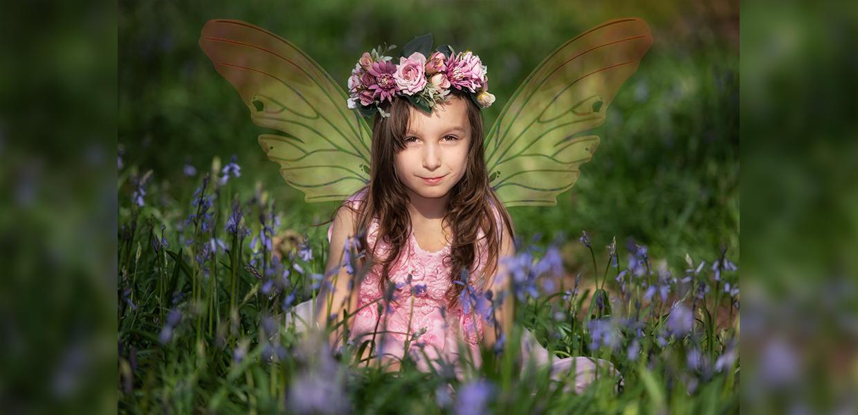 Fairy Photo Shoot in Northampton