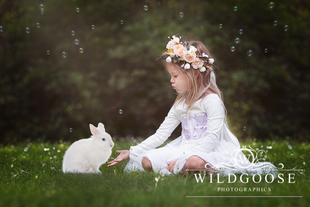 Woodland photo shoot winner