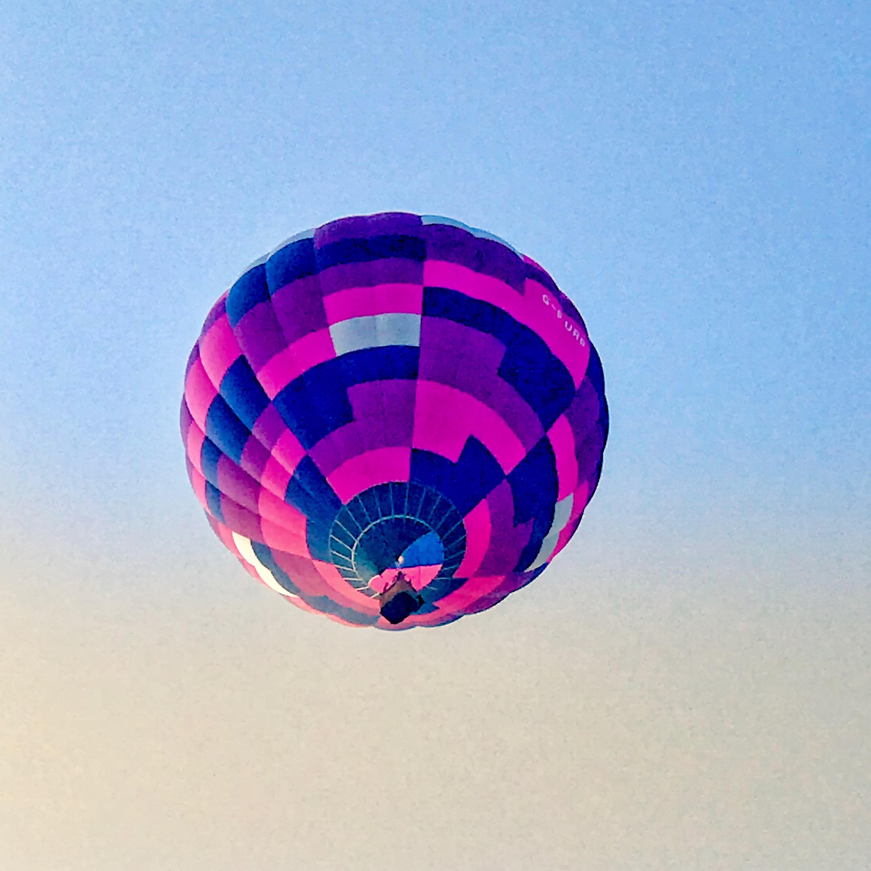 Hot Air Balloon Towcester