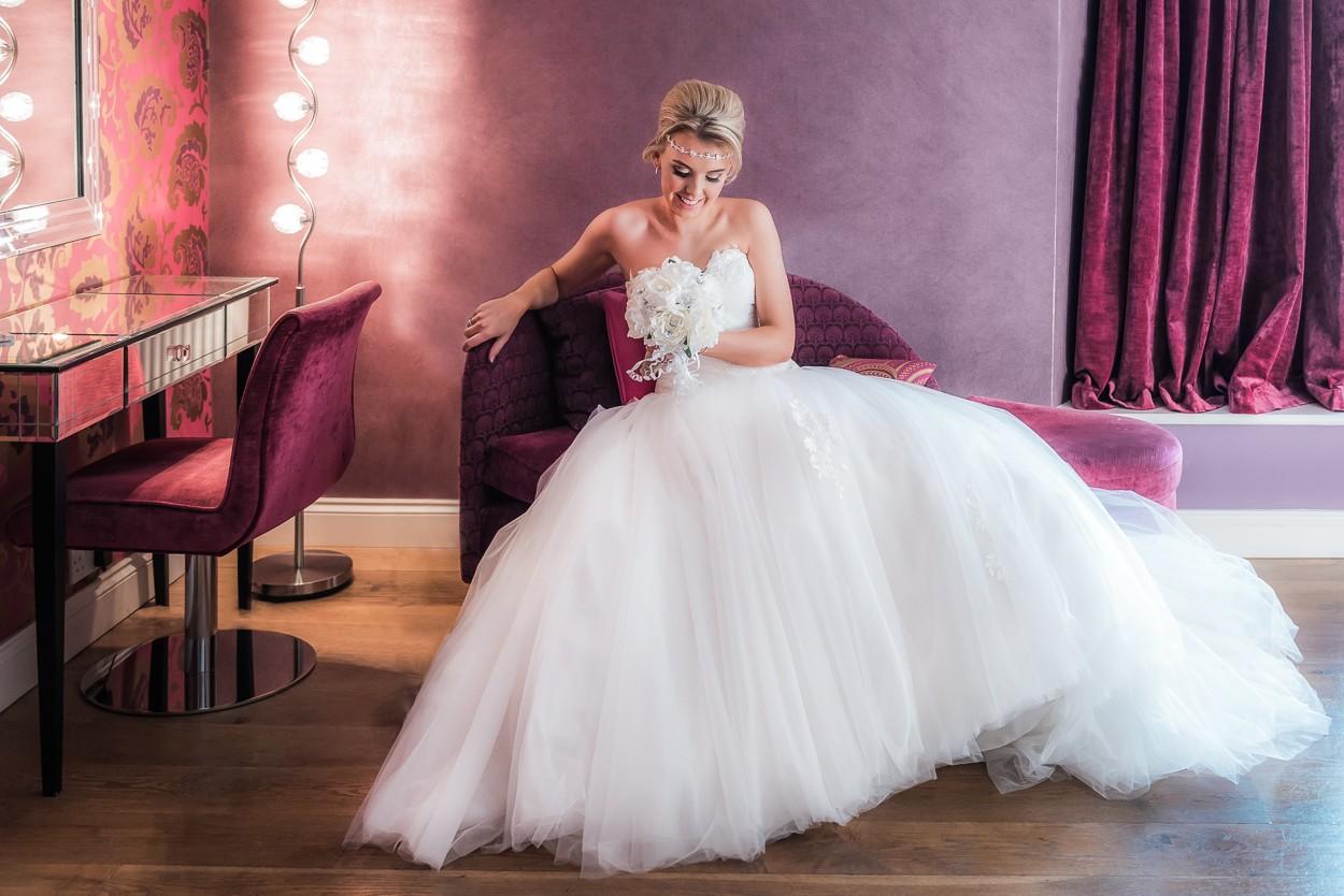 Derbyshire wedding photography