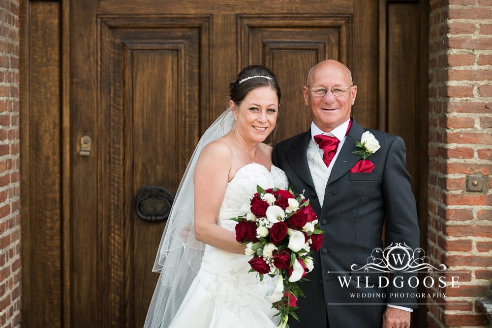 Buckingham wedding photography