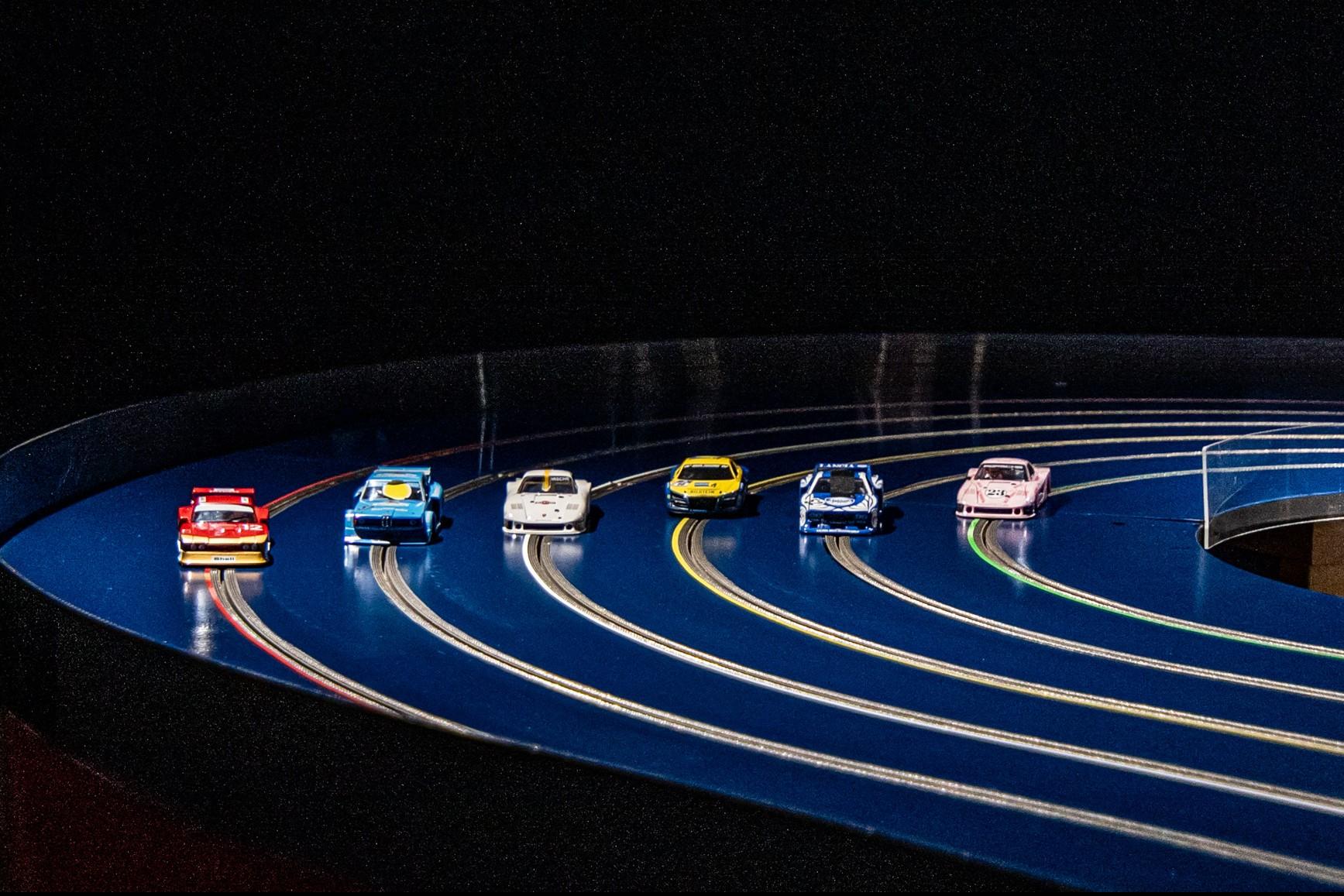 Kids entertainment mini car models