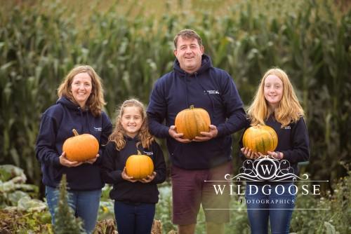 Wappenham Farm Pumpkin Patch